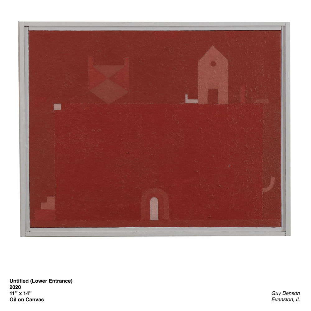 Untitled(LowerEntrance), Guy Benson